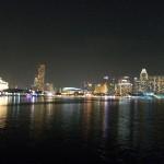 Mehr Marina Bay bei Nacht