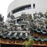 Noch ein paar Details des chinesischen Tempels.