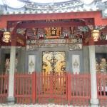 Ein Tempel - keine Ahnung, ob chinesisch, hinduistisch oder buddhistisch.