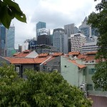 Natur, Chinatown und moderne Hochhäuser - ganz Singapur auf einen Blick.